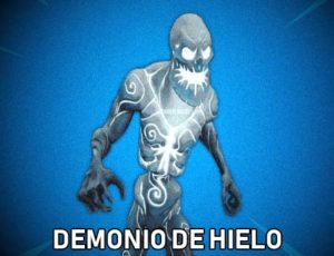 demonio de hielo