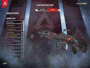 Mejores armas en Apex Legends