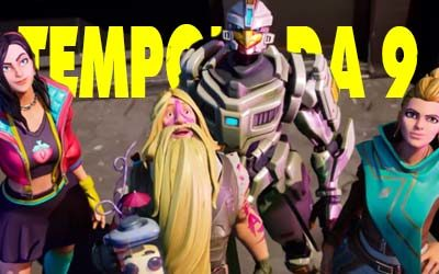 Fortnite Temporada 9