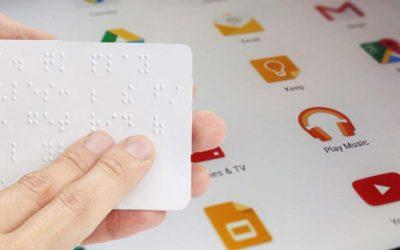 Google añade un teclado de Braille para Android, descubre como usarlo 3