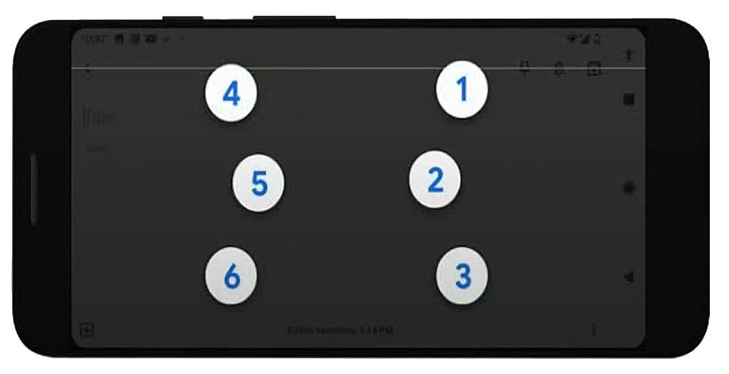 Google añade un teclado de Braille para Android, descubre como usarlo 2