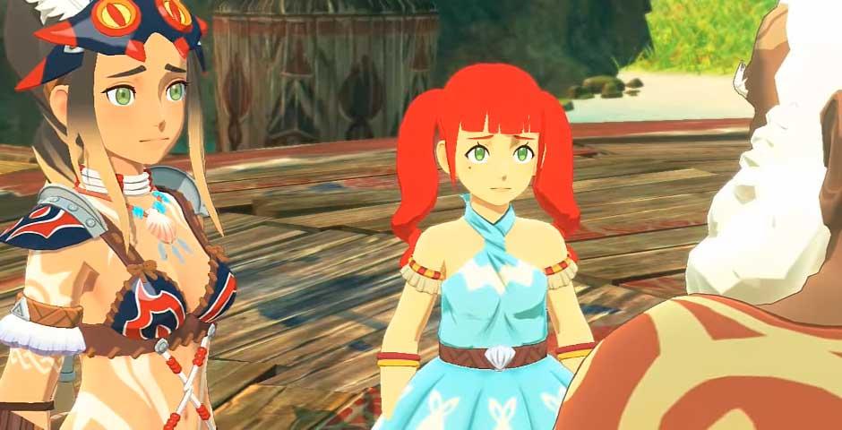 Juega gratis a Monster Hunter Stories 2 en Nintendo Switch 1